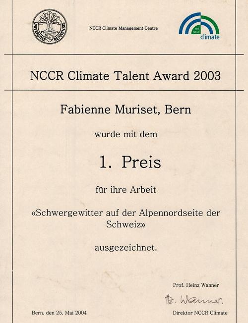NCCR-Climate