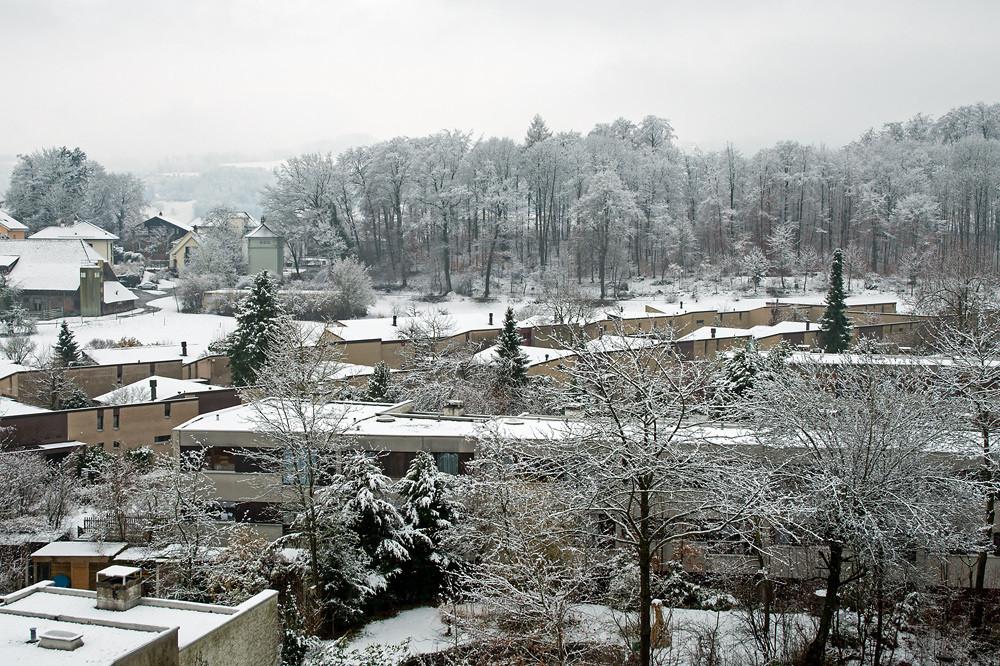 Nicht nur der Region Bern präsientierte sich der Ostersonntag in bester weihnachtlicher Stimmung