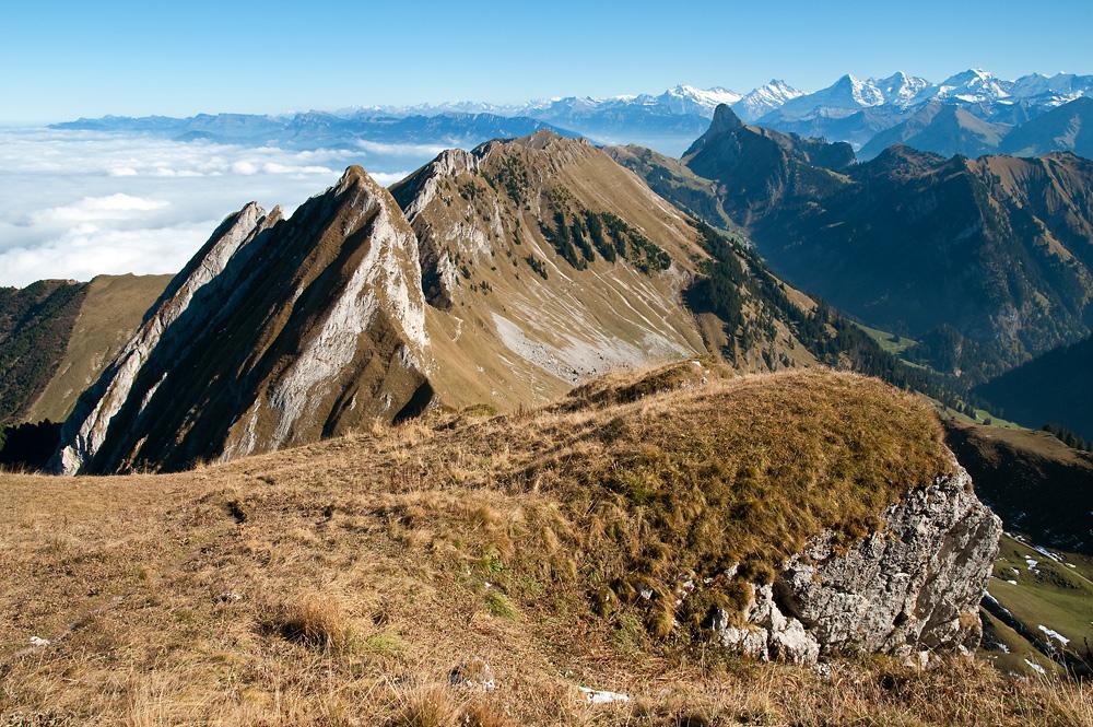 Gantrisch, Berner Oberland, Schweiz